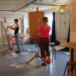 Life drawing Felicity Bower